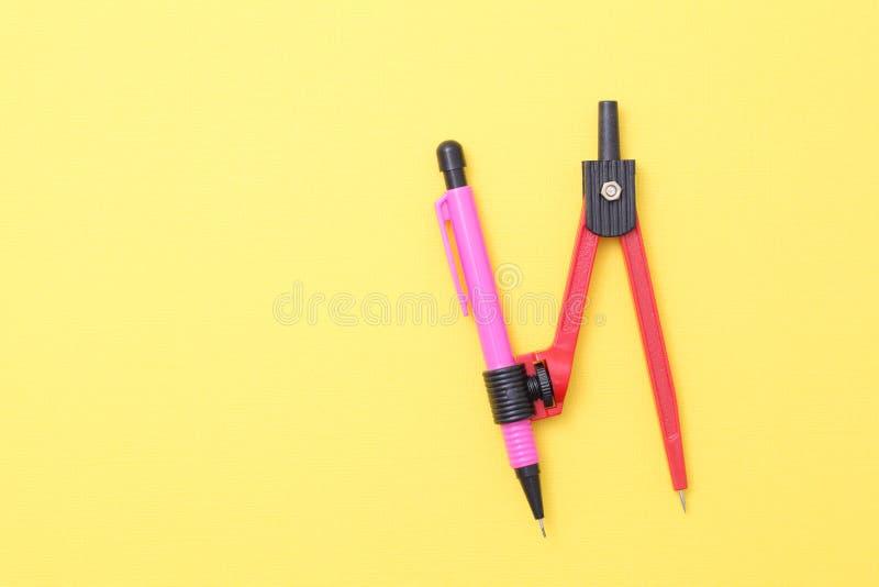Compas de dessin image libre de droits