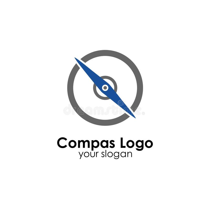 Compass logo template design vector icon illustration. Compas logo template design vector icon illustration, compass, nautical, travel, east, west, north, south vector illustration