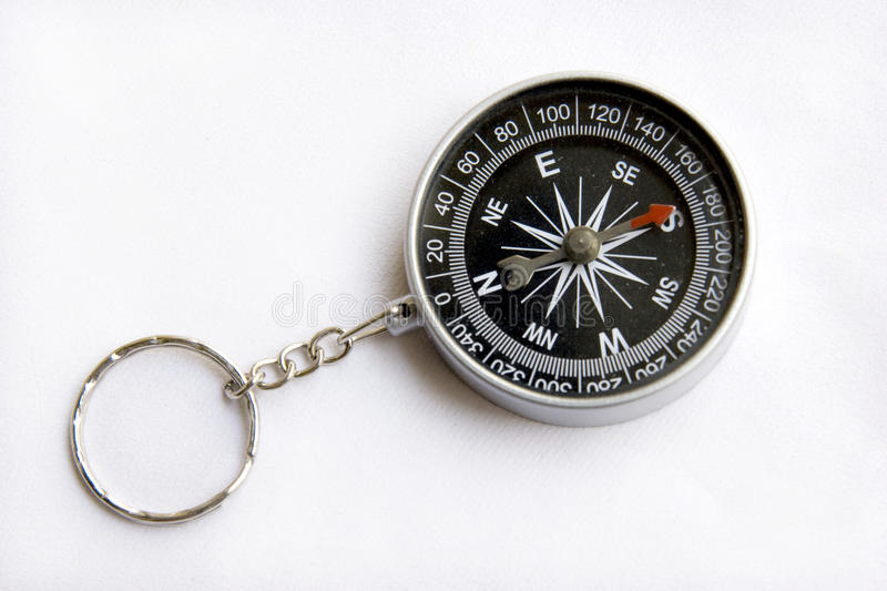 Download Compass stock illustration. Image of hands, hand, blue - 14432482