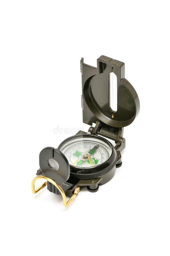 Download Compass stock photo. Image of equipment, metal, chronometer - 16588498