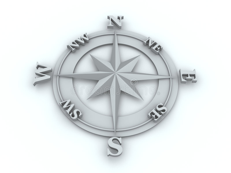 Download Compass Stock Photography - Image: 2318172