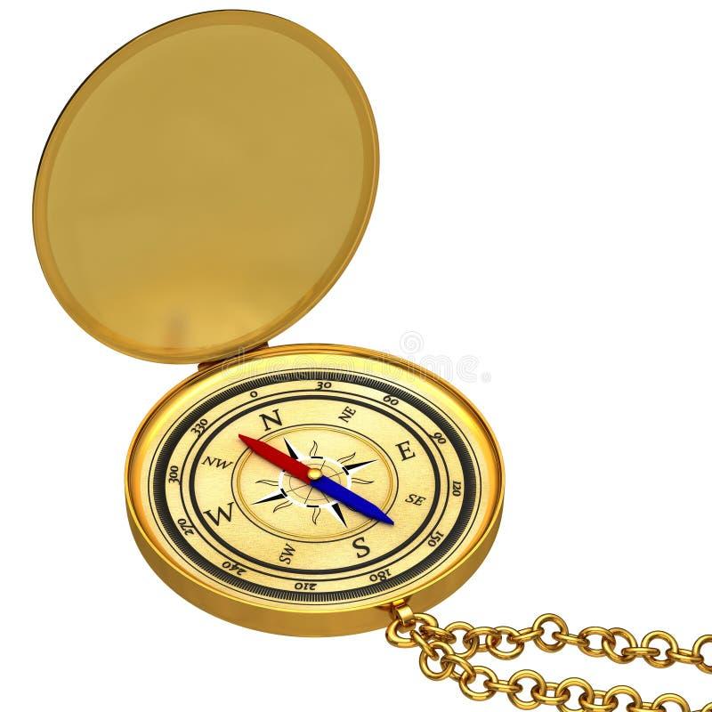 Compass Royalty Free Stock Photos