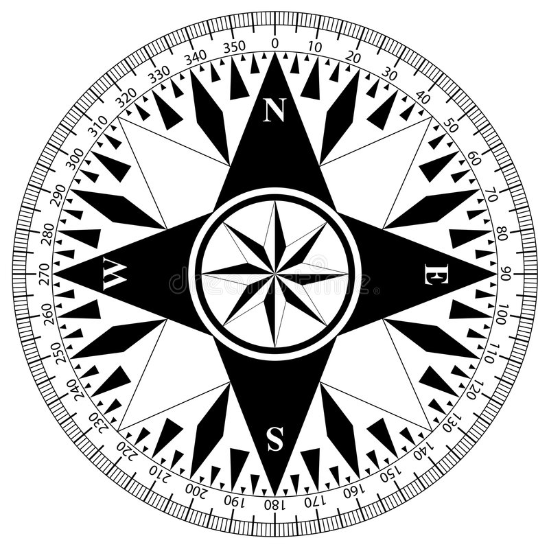 Download Compass Stock Image - Image: 317281