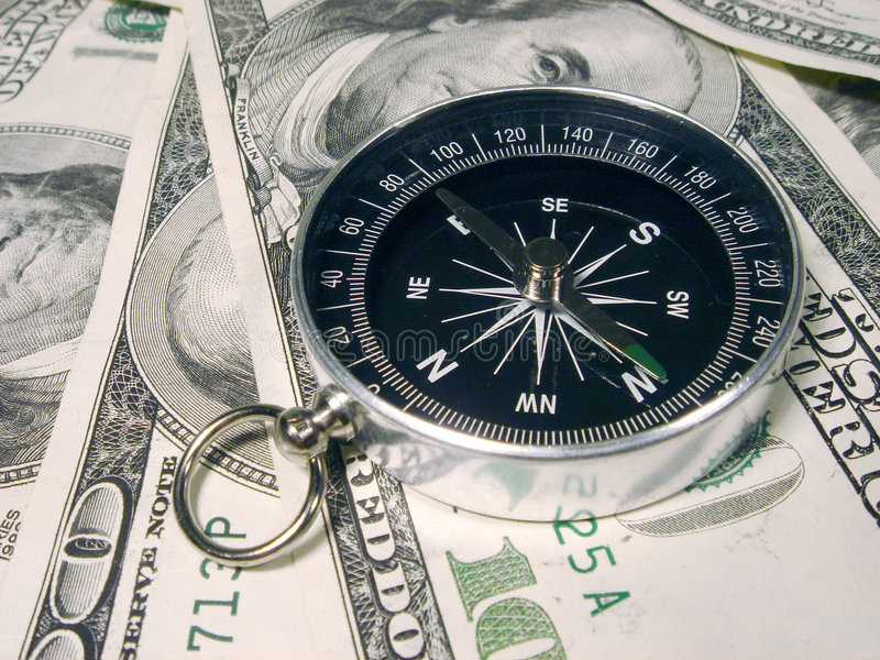 Download Compass stock image. Image of ausgabe, financial, finance - 717161