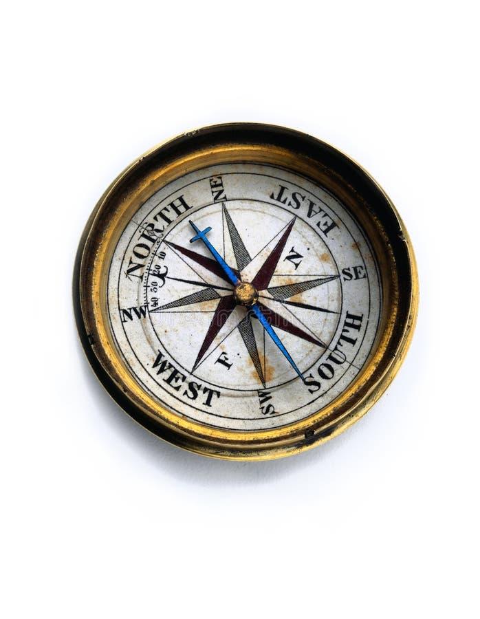 Download Compass stock photo. Image of macro, west, measurement - 7559312