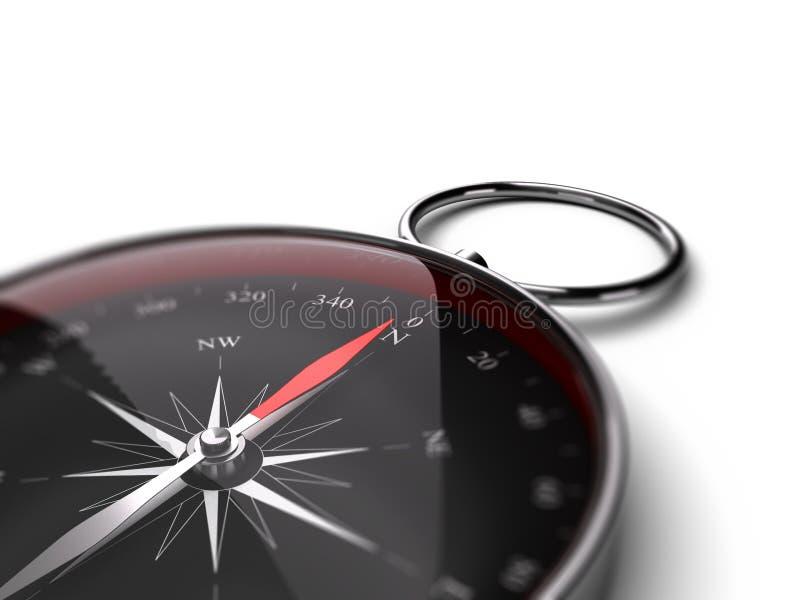 Compass, Decision Help Concept vector illustration