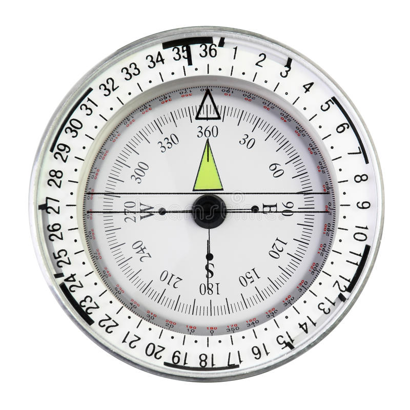 Download Compass dial stock photo. Image of close, points, round - 19695274