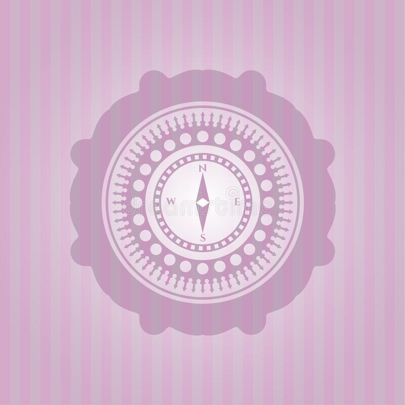 Pink Compass Stock Illustrations 846 Pink Compass Stock Illustrations Vectors Clipart Dreamstime