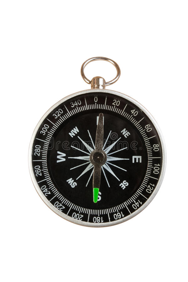 Download Compass isolated stock photo. Image of compass, south - 20617428