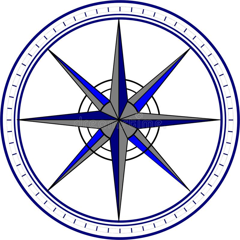 Compass / Navigation / Pointer royalty free stock photography