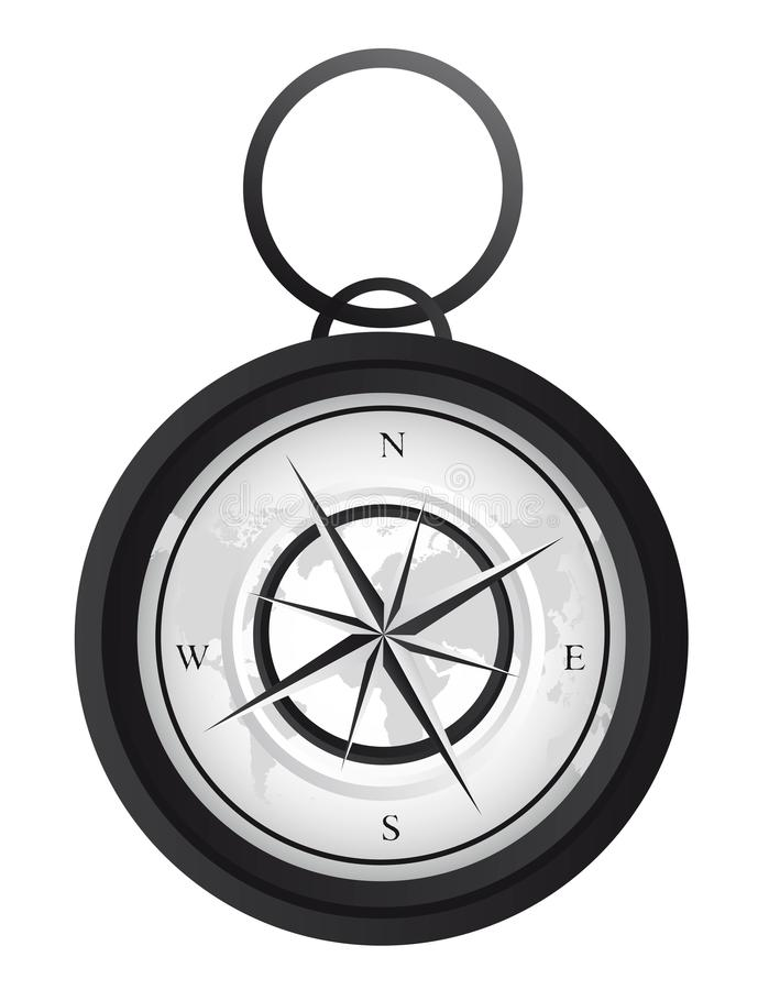 Download Compass Vector Stock Image - Image: 22333881