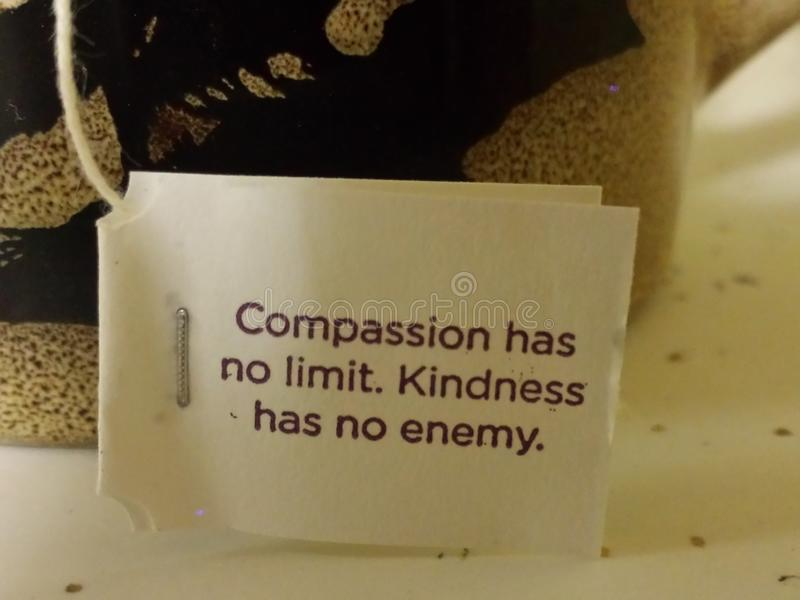 compassion bonté image stock