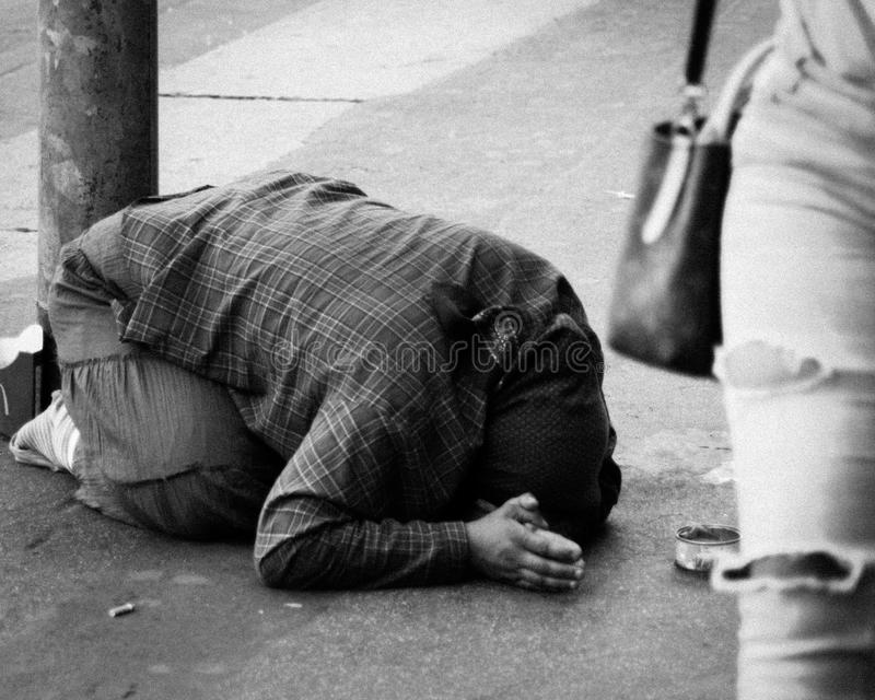 Compassione 图库摄影