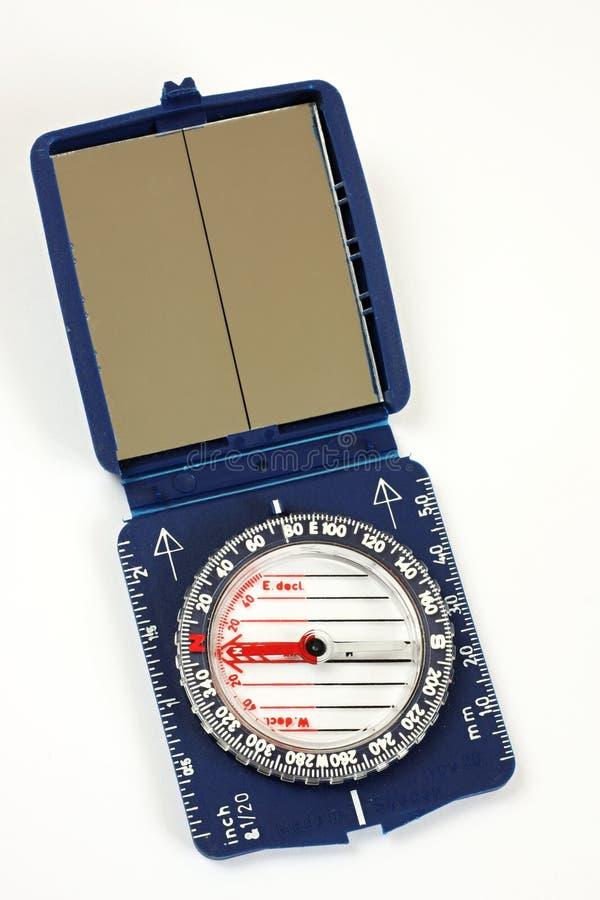 Download Compasso imagem de stock. Imagem de azul, disco, compasso - 10050181