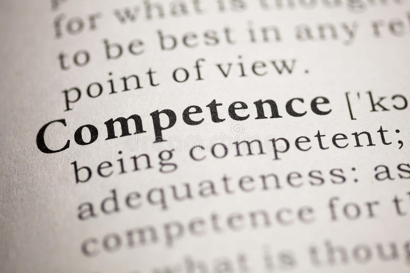 competence imagens de stock royalty free