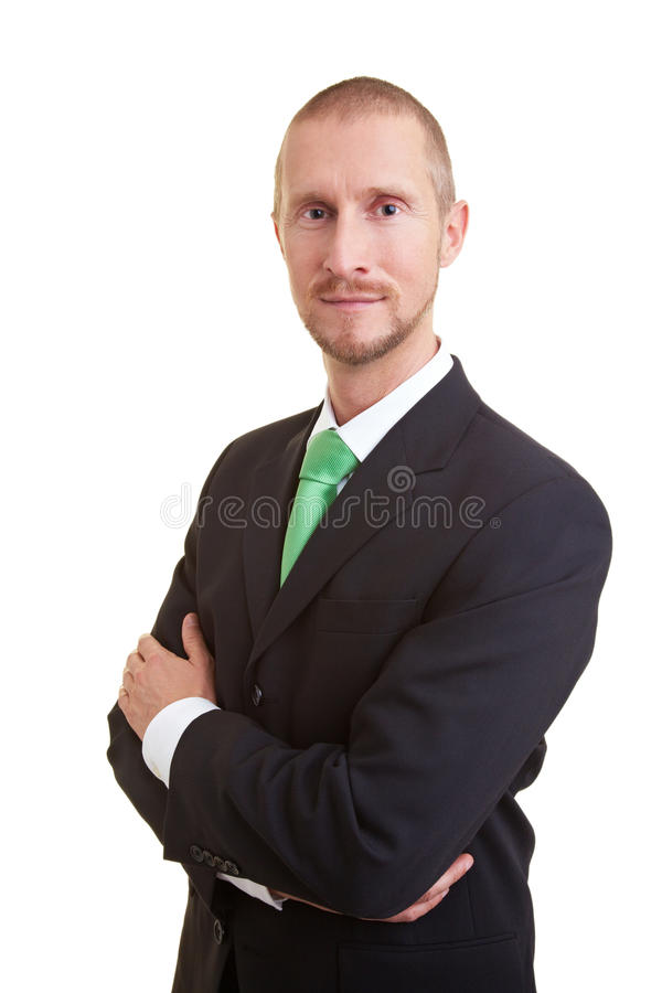 Download Competent Manager Stock Photo - Image: 11708700