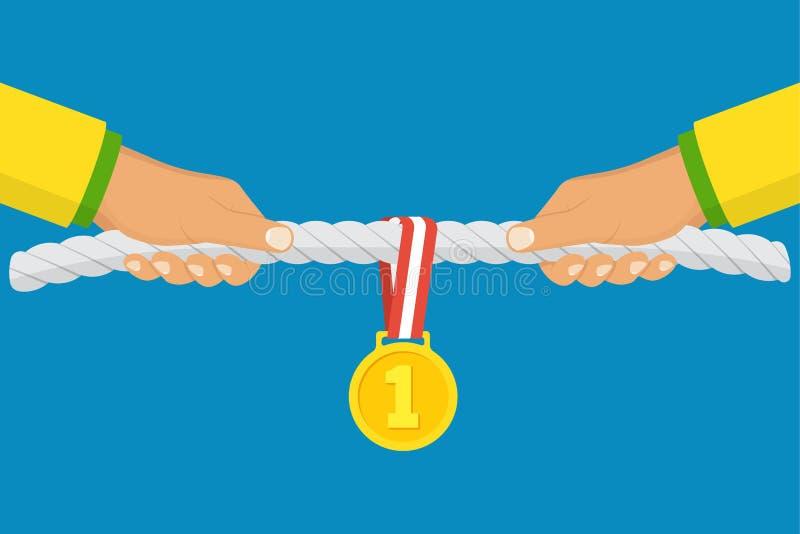 Competições de esporte championship ilustração do vetor
