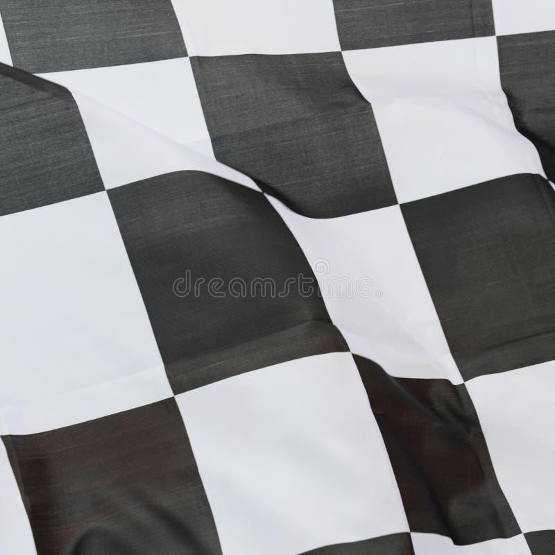 competindo a bandeira imagens de stock