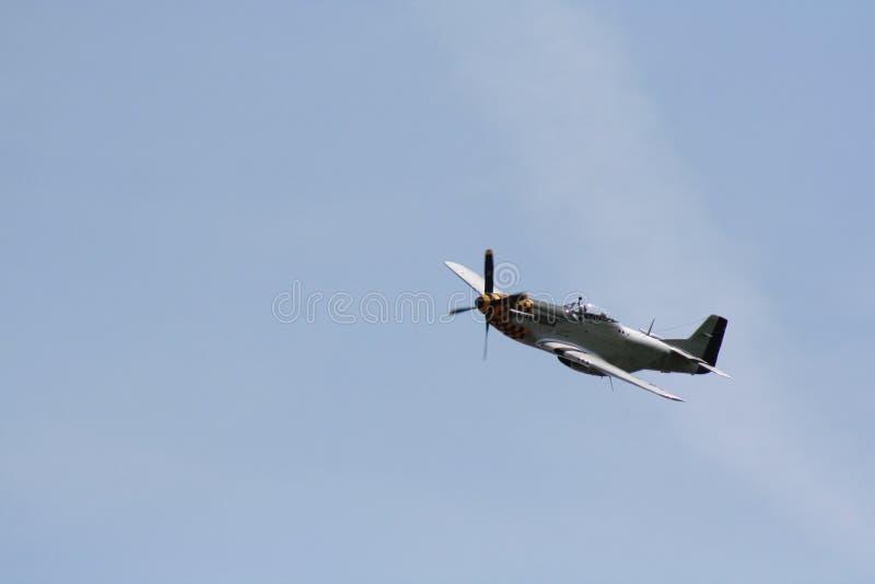 Competindo o Spitfire imagem de stock royalty free