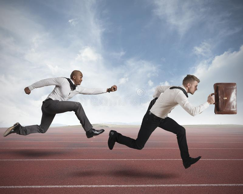 Download Competition in business stock photo. Image of activity - 29510652