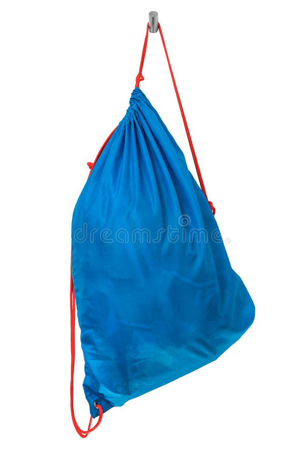 Competition Sport bag royalty free stock image