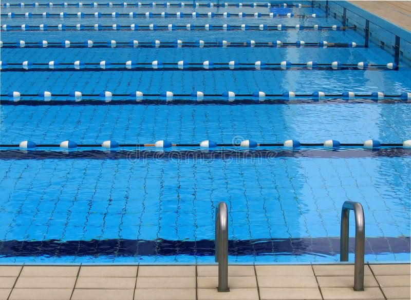 Download Competition Swimming Pool stock photo. Image of cross, start - 885930