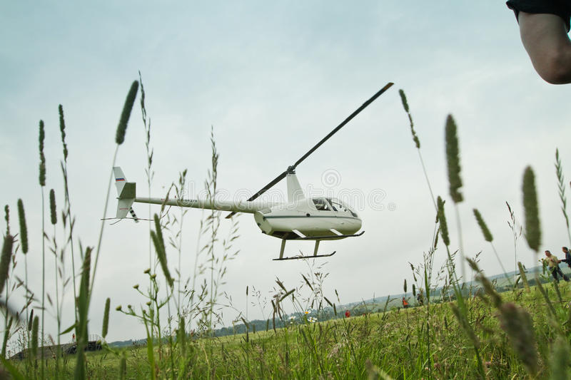 Download Competitions On Helicopter Sports In Russia. Editorial Stock Image - Image: 20059054