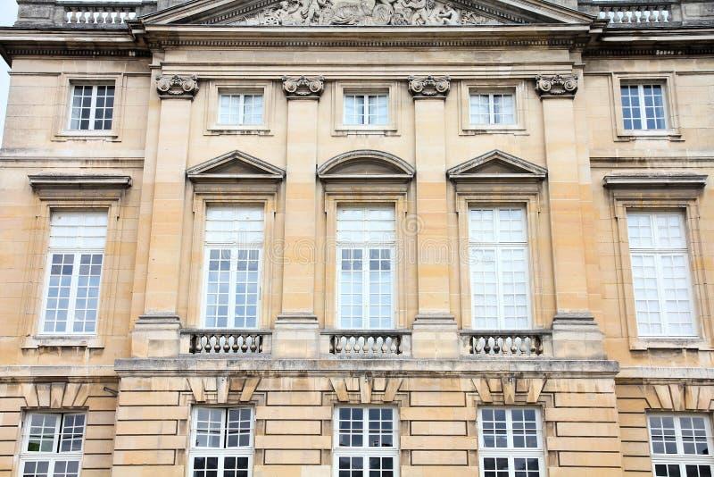 Compiegne, Francja fotografia royalty free