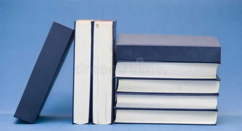 Compilação dos livros imagem de stock royalty free