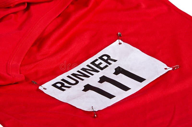 Download Número Da Raça Em Camisa Running Imagem de Stock - Imagem de roupa, pino: 29832889