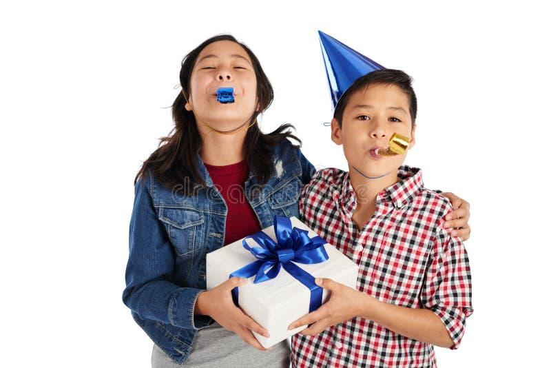 Compleanno fotografie stock libere da diritti