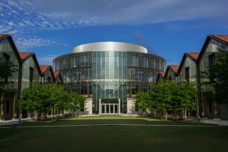 Complesso di istruzione di affari a LSU immagine stock