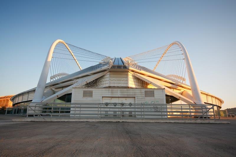 Complesso olimpico di sport, Atene fotografia stock libera da diritti