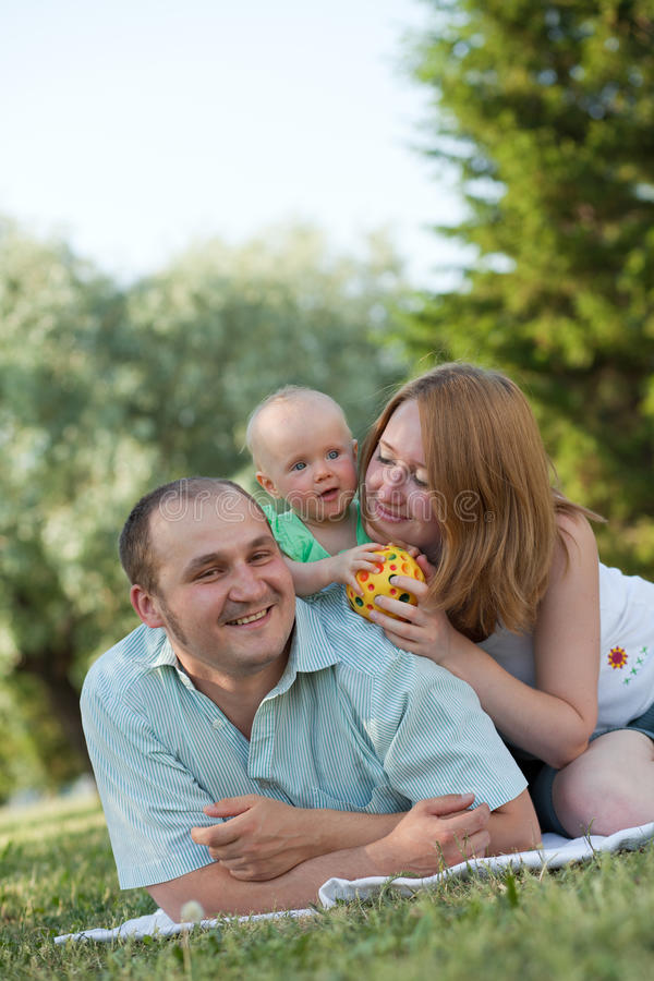 Download Complete family stock photo. Image of adults, girl, love - 20047710