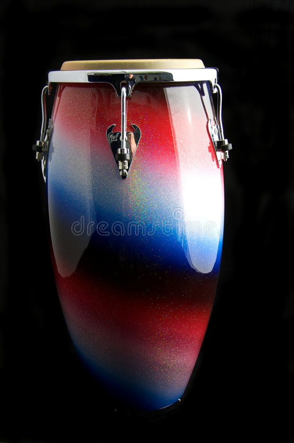 Download Complete Latin Conga Drum Stock Images - Image: 6087874