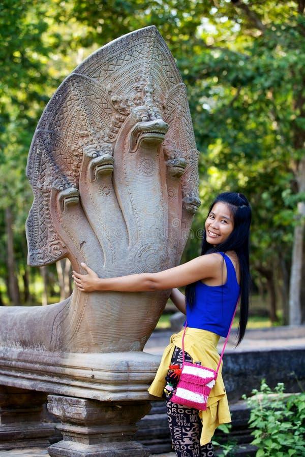 Complexe Beng Mealea de temple. Cambodge photos stock