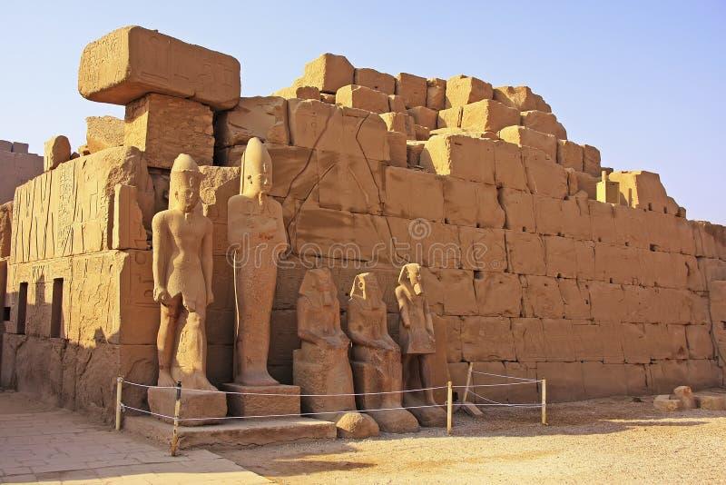 Complexe Karnaktempel, Luxor royalty-vrije stock fotografie