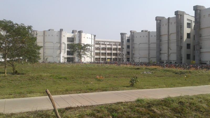 Complexe Nalanda stock foto