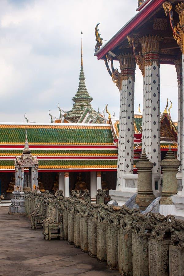 Complexo de Wat Arun imagem de stock
