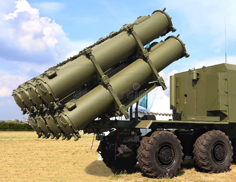 Complexo do míssil de cruzeiro imagem de stock royalty free