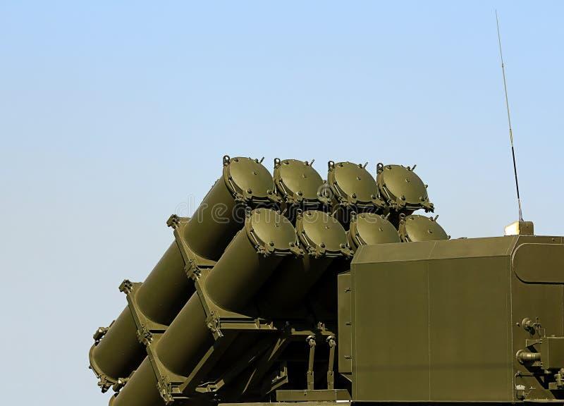 Complexo do míssil de cruzeiro fotos de stock royalty free