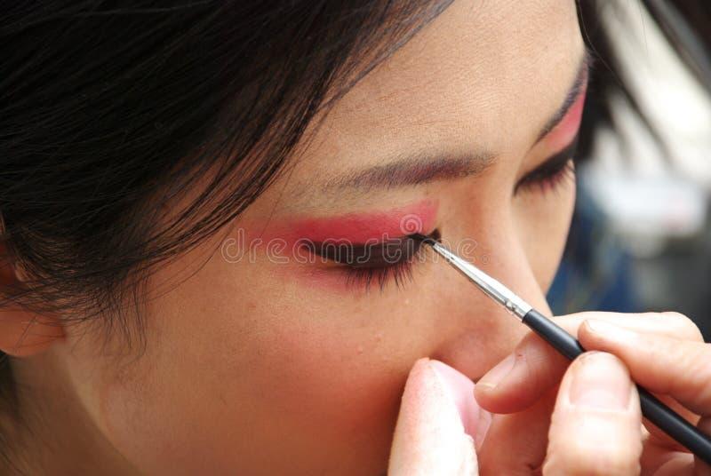 Download Compo imagem de stock. Imagem de cosmético, faça, asian - 12805877