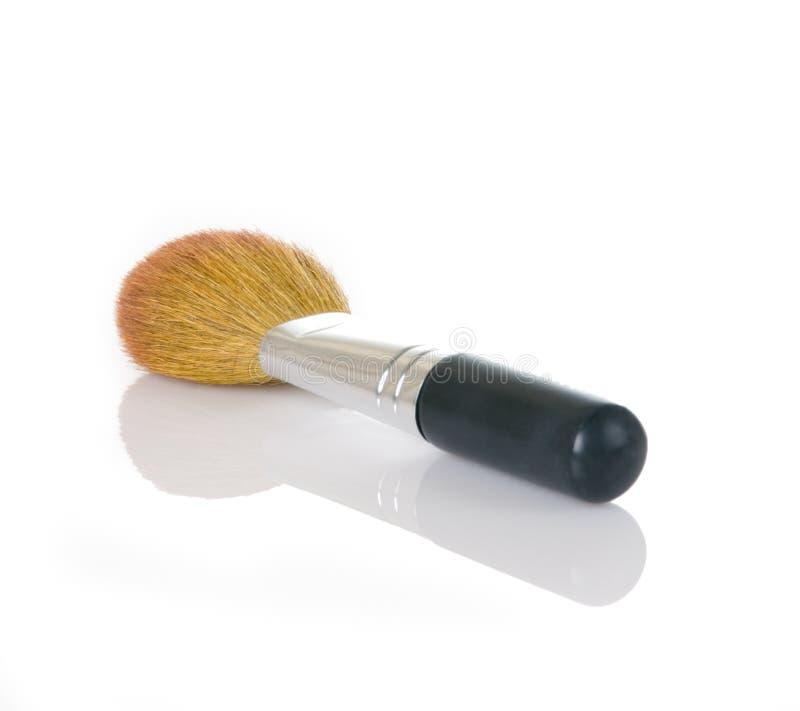 Compo a escova fotografia de stock