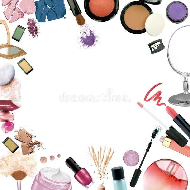 Compo produtos fotografia de stock