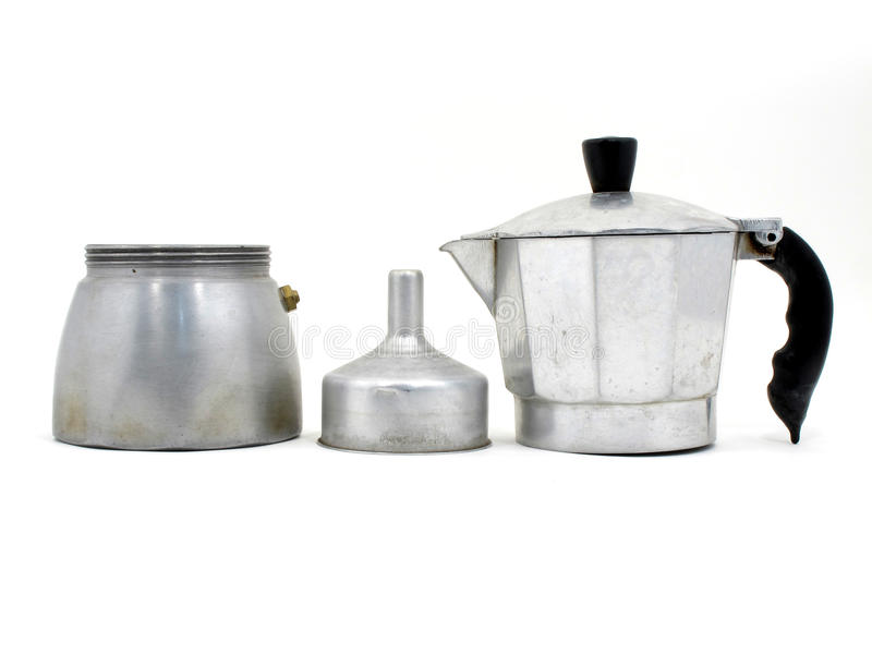 Component of Italian coffee maker