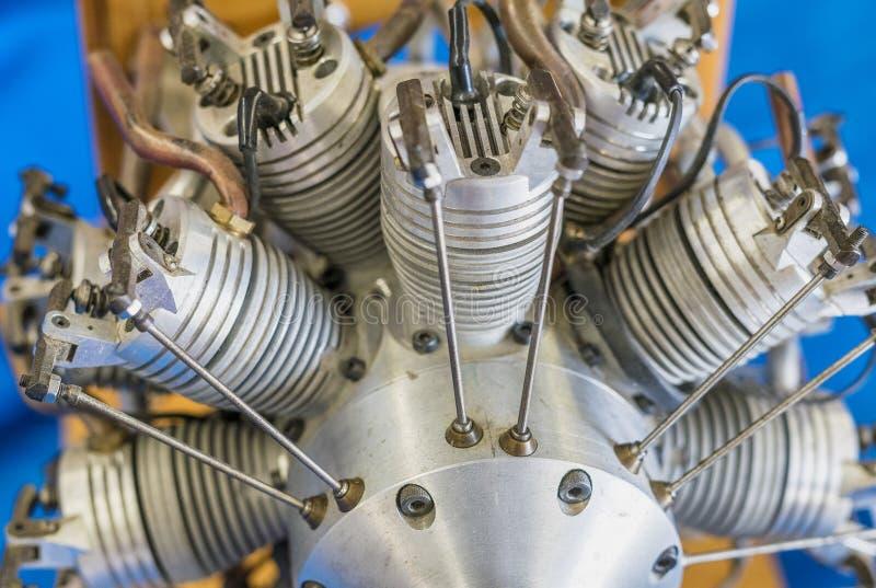 Componentes da eletrônica para o motor dos zangões imagens de stock