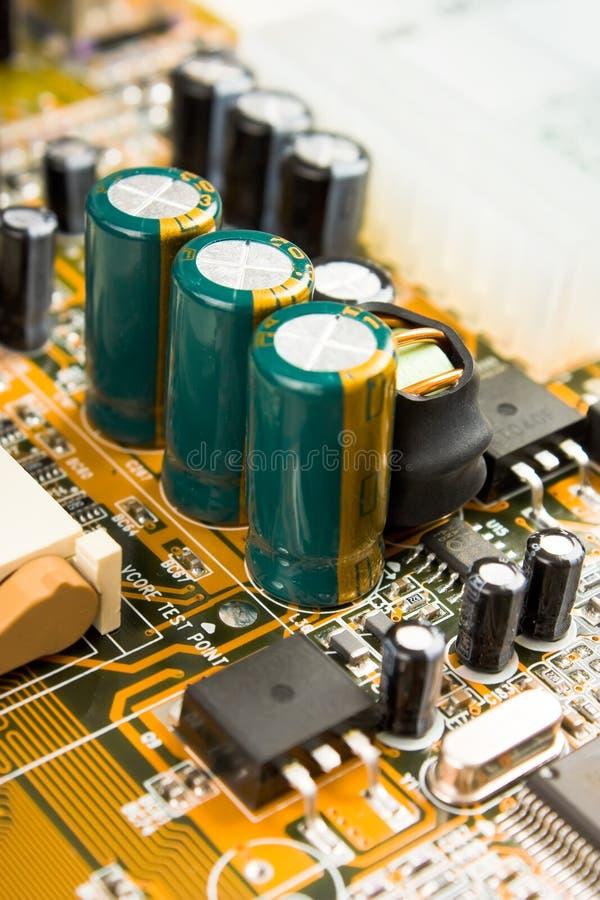 Download Componentes de rádio foto de stock. Imagem de eletricidade - 16850736