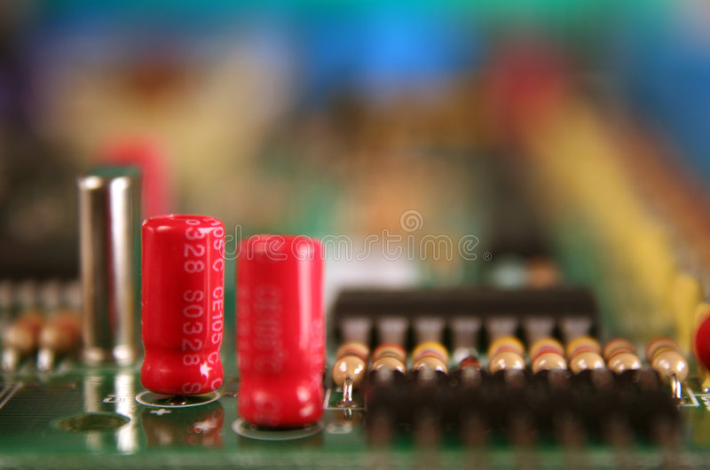Components royalty free stock photo