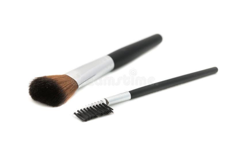 Componga la spazzola fotografie stock