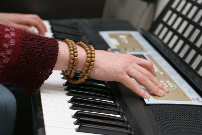 Componist royalty-vrije stock fotografie